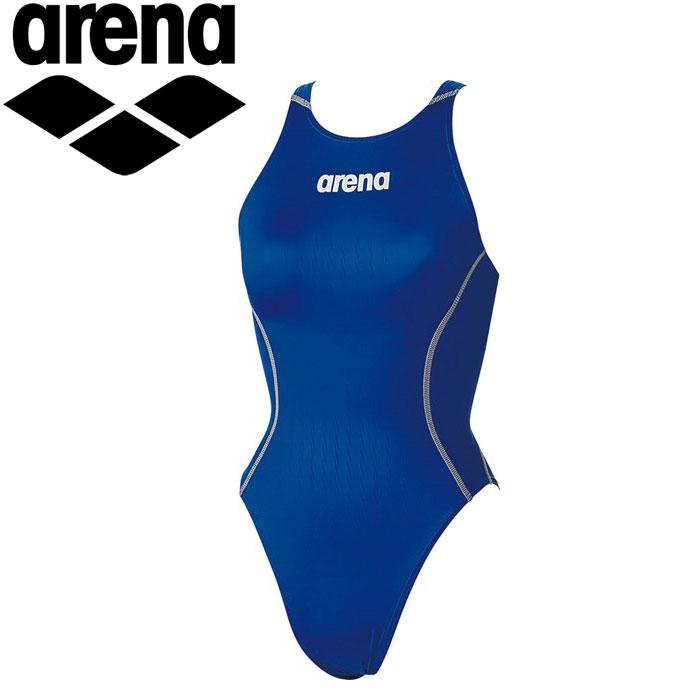 アリーナ 水泳 競泳水着 レーシング レディース リミック ARN7021W-DBSV