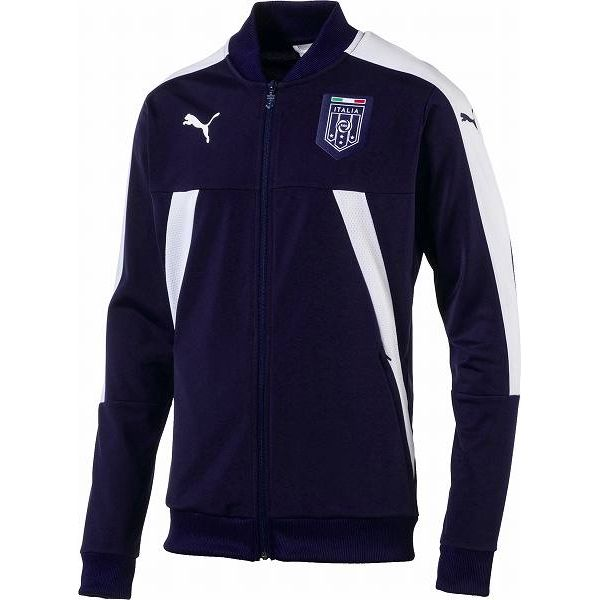 c00fcbcd1803 Representative from Puma soccer jacket men Italy FIGC Italia Stadium Track  Jacket 750