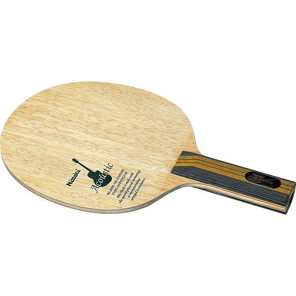 Nittaku(ニッタク) 卓球 ラケット シェークハンド 攻撃選手用 アコースティックST NTA-NE6759
