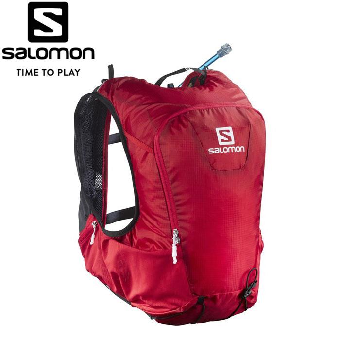 サロモン トレイルランニング バッグ バックパック SKIN PRO 15 SET L39273000