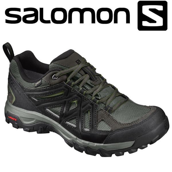 サロモン アウトドア ハイキング トレッキングシューズ ハイキングシューズ メンズ EVASION 2 GTX L39358600