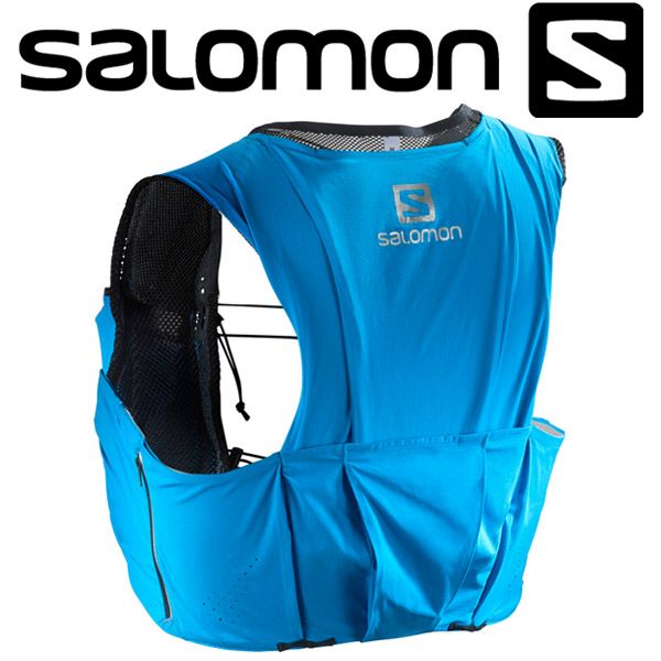 サロモン トレイルランニング バッグ バックパック S-LAB SENSE ULTRA 8 SET L39381300
