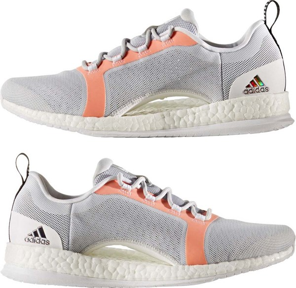 ef66553b ☆Stock disposal! adidas (Adidas) sneakers shoes Lady's Pure Boost X TR 2 ...