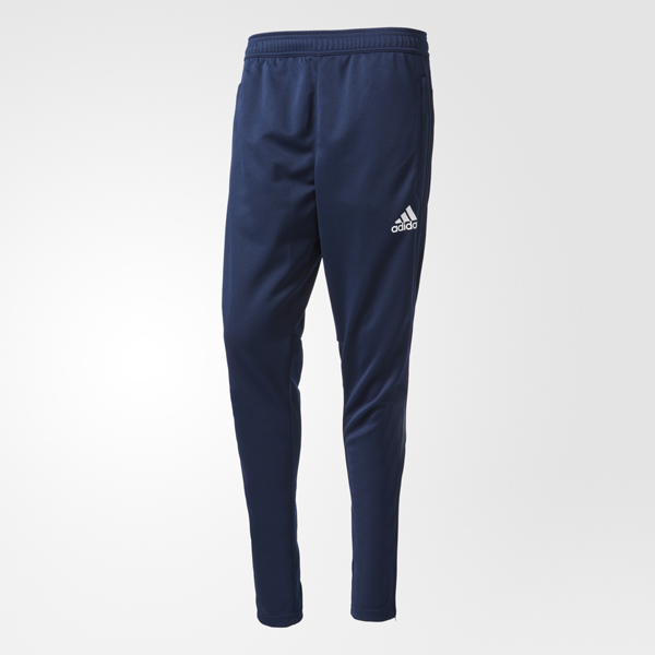 Adidas sweat pants men unisex TIRO17 sweat pants MLE51-BP9704 adidas 17SS
