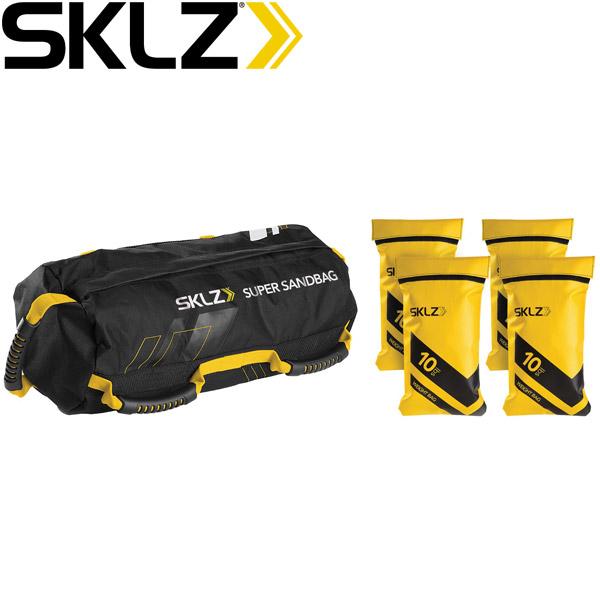 スキルズ SKLZ フィットネス トレーニング スーパーサンドバッグ SUPER SANDBAG