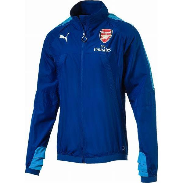 プーマ サッカー レプリカウェア ジャケット メンズ レディース Arsenal ベントジャケット 752130-06