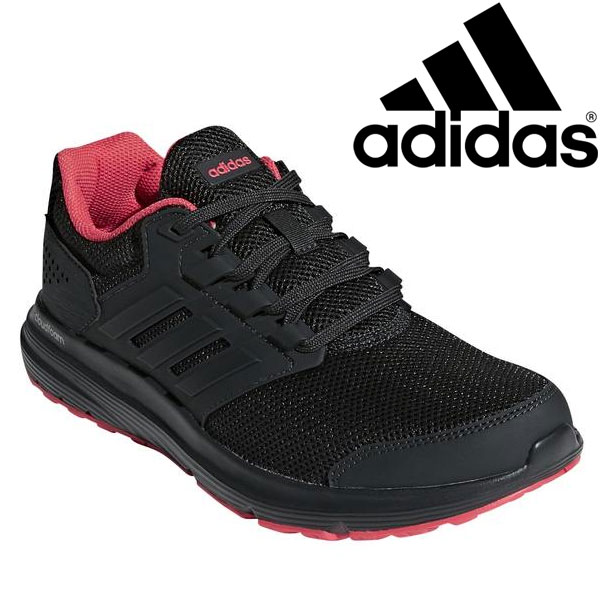 the best attitude 4699e 64894 Adidas running shoes sneakers Ladys galaxy Galaxy 4W CP8832 adidas 18SS