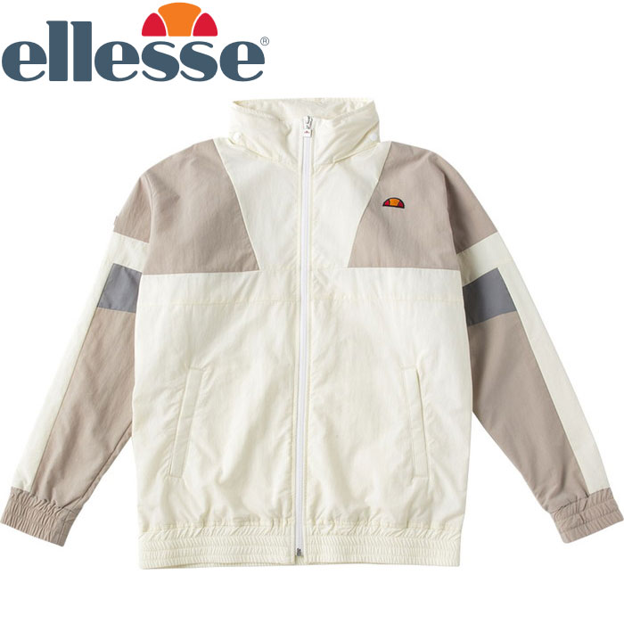 エレッセ カラーブロックウインドジャケット メンズ レディース EH58302-W