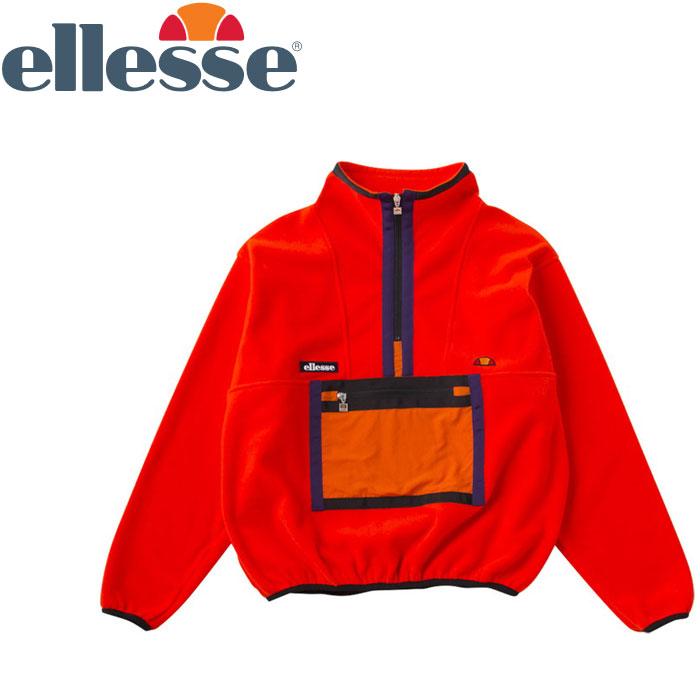 エレッセ フリースプルオーバー メンズ レディース EH78303-OR