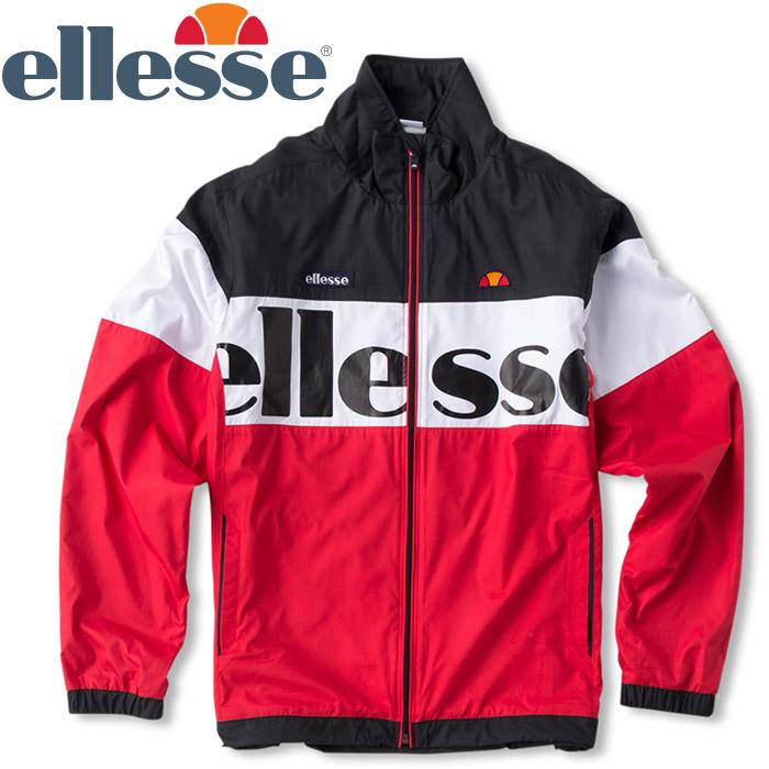 エレッセ TEAM ウインドアップジャケット メンズ レディース ETS57351-RD