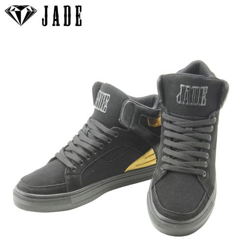 JADE(ジェイド) レディースダンスシューズ JDS7003-BLA ブラック