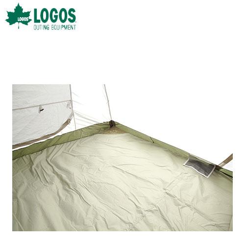 【メール便送料無料】LOGOS ロゴス テントぴったり防水マット・WXL 71809606 テントインナーマット