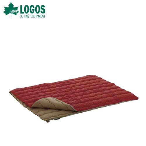 LOGOS ロゴス 2in1・Wサイズ丸洗い寝袋・0 72600690 シュラフ