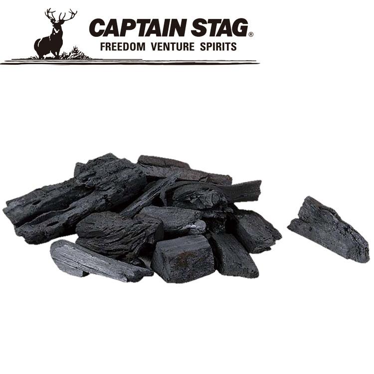 キャプテンスタッグ バーベキュー木炭 3kg入 M6751 CAPTAIN STAG