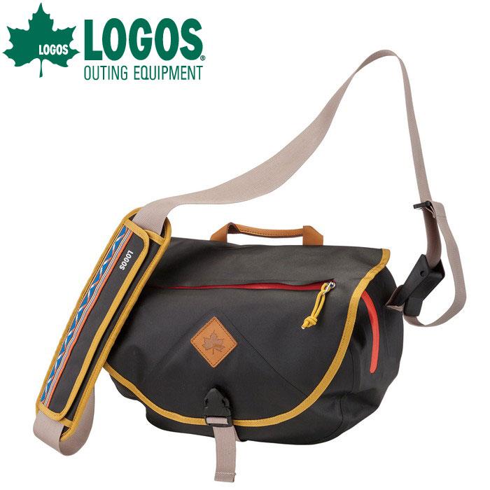 【ポイントアップ祭!】ロゴス LOGOS CADVEL SPLASH メッセンジャー88200055 雨に強い防水メッセンジャーバッグ