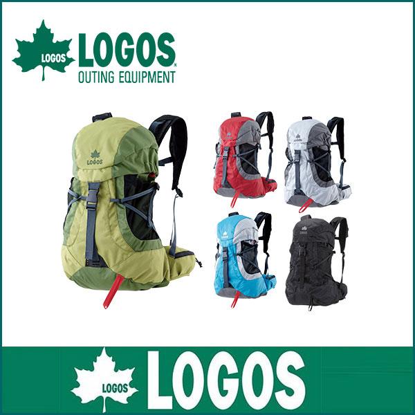 ロゴス LOGOSサーマウント3088250100-1-2-3-4 軽装な小屋泊ならコンパクトな容量30Lのザック