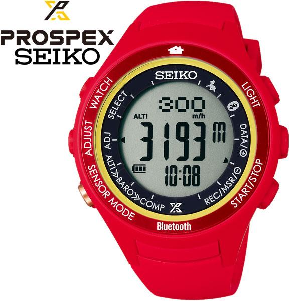 セイコー プロスペックス アルピニストウォッチ 腕時計 アウトドア 登山 アルプスの少女ハイジ限定モデル SEIKO PROSPEX SBEK005