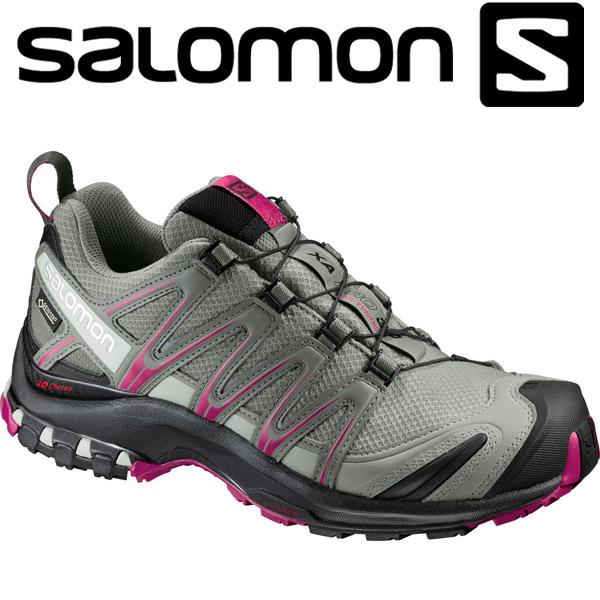 【あす楽対応】 サロモン アウトドアシューズ レディース ハイキング ウォーキング 旅行 XA PRO 3D GTX L39333100 Salomon 17SS