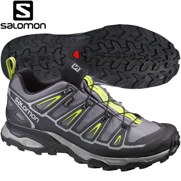 3eb256452e47 Salomon outdoor shoes men hiking walking trip X ULTRA 2 GTX L39351600  Salomon 17SS