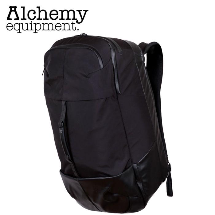 【Alchemy Equipment 35L Top Load Daypack】 バッグ バックパック・リュック エキップメント Black ATY Nylon アルケミー ユニセックス