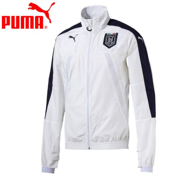 プーマ サッカー ジャケット メンズ イタリア代表 FIGC Italia Stadium Jacket VENT 750748-02