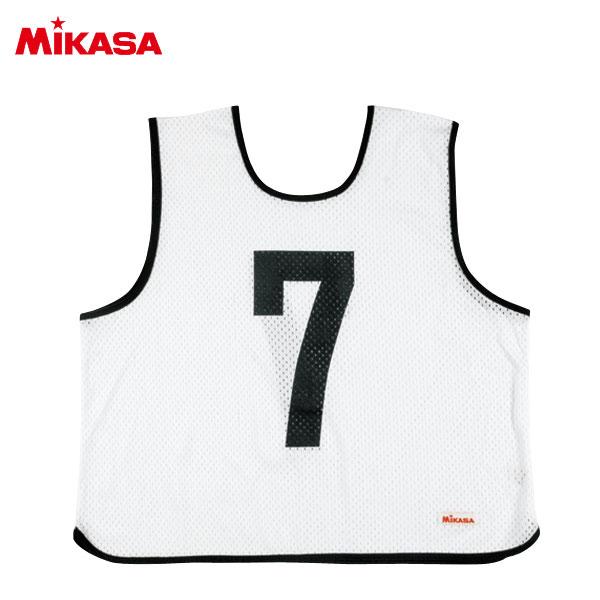 ミカサ ゲームジャケット レギュラー 10枚組 ホワイト GJR210-W