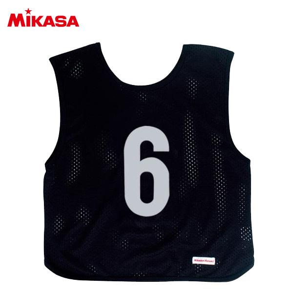 ミカサ ゲームジャケット ジュニア 10枚組 ブラック GJJ210-BK