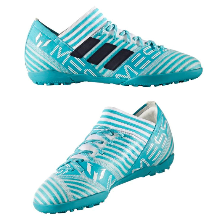 457ea64cf ... ○17FW adidas (Adidas) soccer training shoes kids Jr. NEMEZIZ MESSI  TANGO 17.3 ...