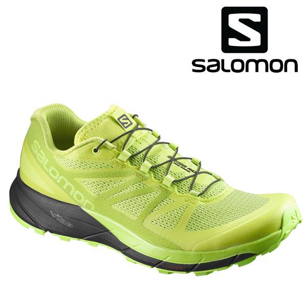 サロモン SENSE RIDE メンズ トレイル ランニングシューズ Salomon L39848900