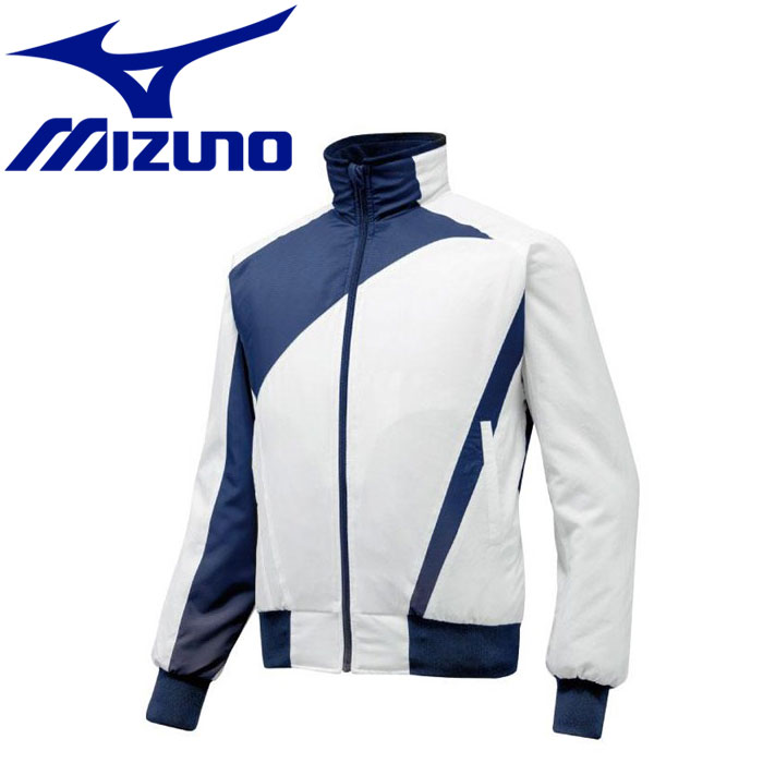 ミズノ 野球 グラウンドコート 侍ジャパンモデル ジャケット 12JE5G1101