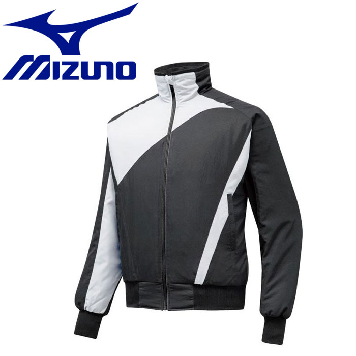 ミズノ 野球 グラウンドコート 侍ジャパンモデル ジャケット 12JE5G1109