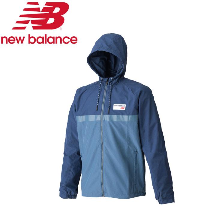 34f5b9d7d FZONE: New Balance NB Athletics 78 jacket AMJ73557-DCL men | Rakuten ...
