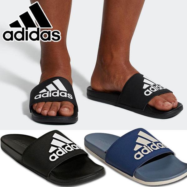 1d33a088132 FZONE  Adidas sandals men gap Dis ADILETTE CF LOGO 18SS CG3423 ...