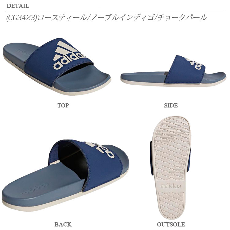 b410fb4b3f9 FZONE  Adidas sandals men gap Dis ADILETTE CF LOGO 18SS CG3423 ...