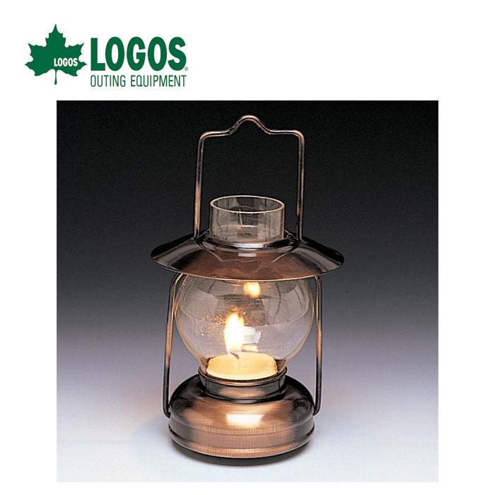 LOGOS ロゴス ブロンズキャンドルランプ 74302000