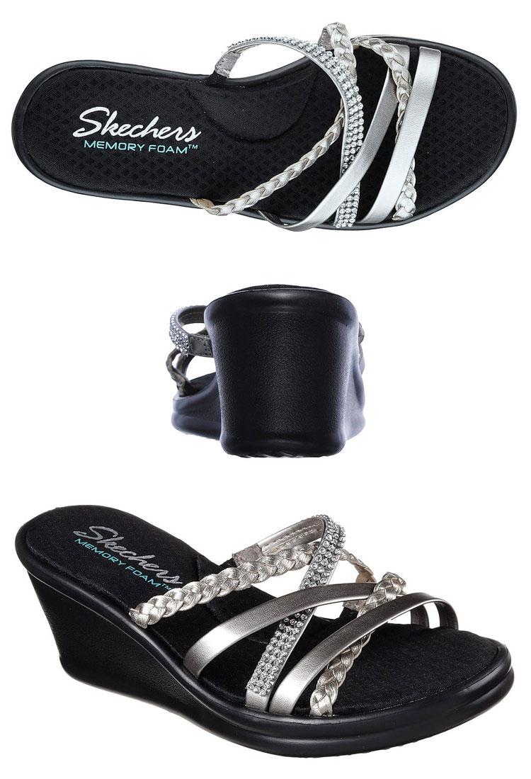 2f2784c60a91 FZONE  スケッチャーズ RUMBLERS - WILD CHILD 38566-PEW Lady s shoes ...