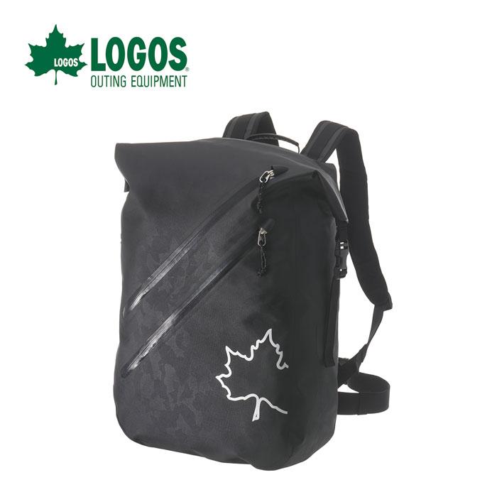 ロゴス LOGOS SPLASH mobi ダッフルリュック(ブラックカモ) 88200086