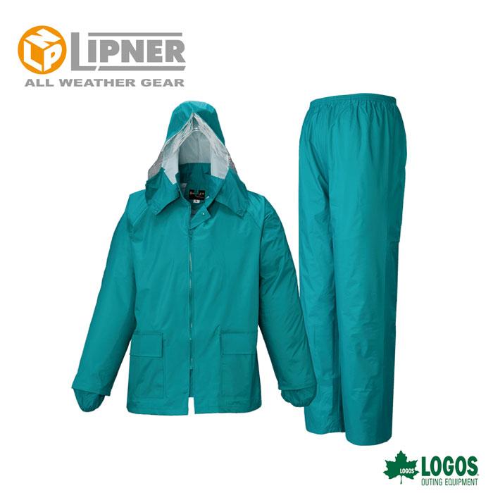 LIPNER リプナー エース総裏メッシュ(袋入り) エメラルドグリーン 2321040 レインウェア メンズ