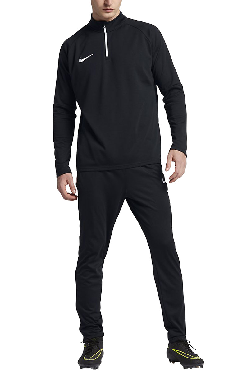 7b283128 ... Nike NIKE soccer long sleeves sweat shirt men ACADEMY DRI-FIT L/S drill  ...