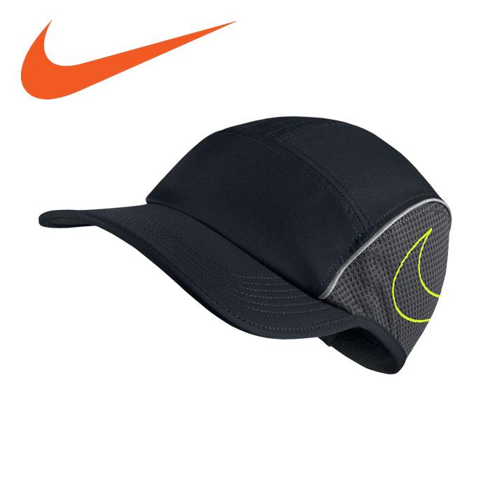 a64d2c626 Nike NIKE running cap hat men black AW84 Aerosmith Building 848,377-010 17SP