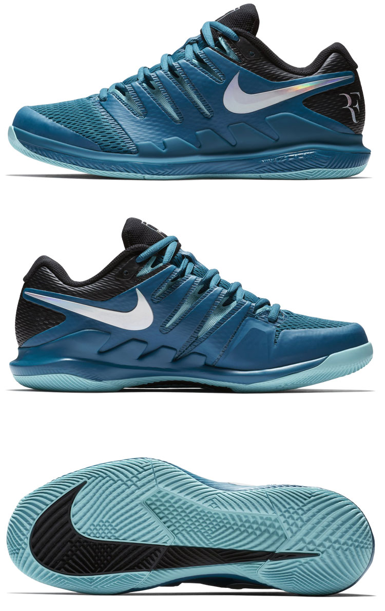 separation shoes d09ba 96e45 The repulsion that is high although being lightweight. Foot flame of the  full length is added to Dynamic Fit system, and the men s Nike air zoom  vapor X ...