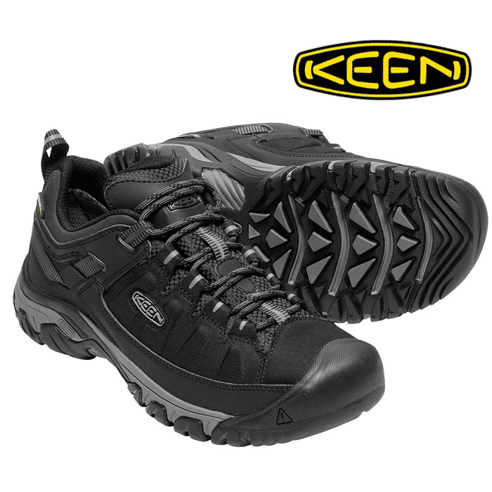 fd82adaa81a Kean TARGHEE EXP WP (Targhee E X P waterproof) 1017721 men's shoes KEEN