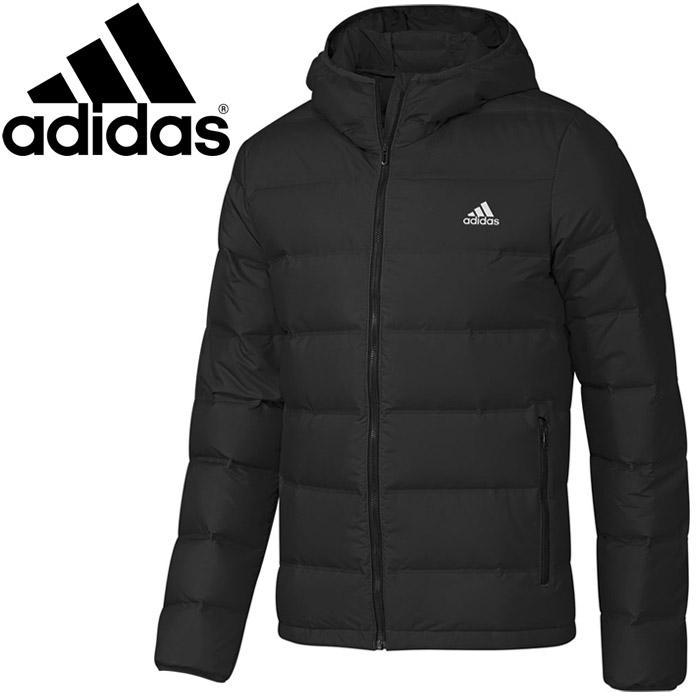 5e3e6fb4ca44 FZONE  Adidas HELIONIC HOODED JACKET down jacket men DKQ89-BQ2001 ...