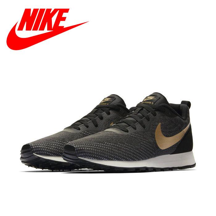 4ce9cca8c Nike MD runner 2 ENG mesh 916,774-011 men's shoes autumn of 2018 winter ...