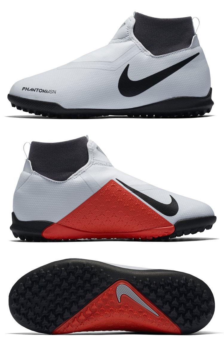 promo code b2f5a 83826 ... Nike Jr. phantom VSN academy DF TF AO3292-060 men shoes autumn of 2018  ...