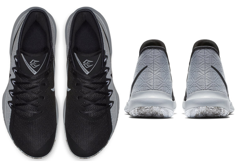 e33b89d6f731 FZONE  Nike zoom evidence III AJ5904-004 men shoes spring of 2019 ...