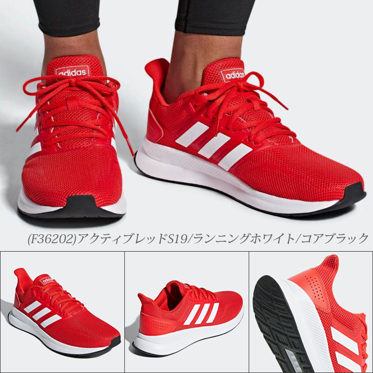 adidas shoes men red