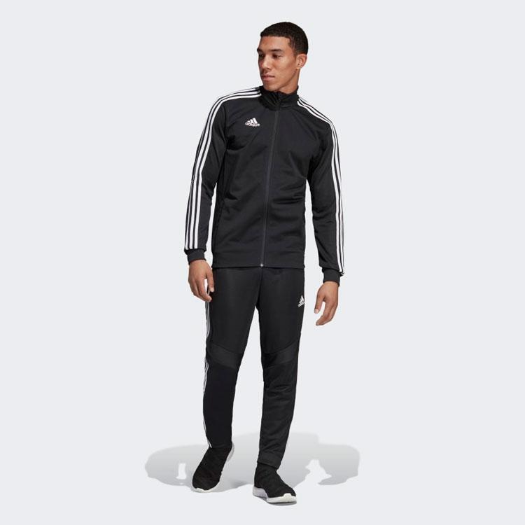 frijoles Ridículo Alivio  FZONE: Adidas soccer TIRO19 FITKNIT sweat pants men FJU10-D95958 ...