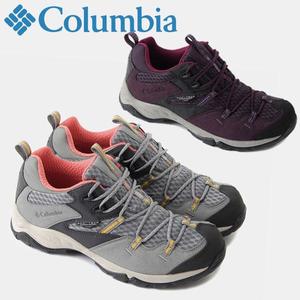 コロンビア セイバー3ミロウオムニテック レディース トレッキングシューズ YL5448 Columbia