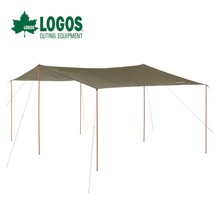 LOGOS ロゴス neos LCドームFitレクタタープ 5036-AI 71805054